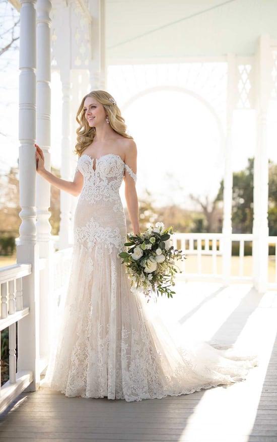 Designer trouwjurken voor de couture bruid 3 Weddings Blog