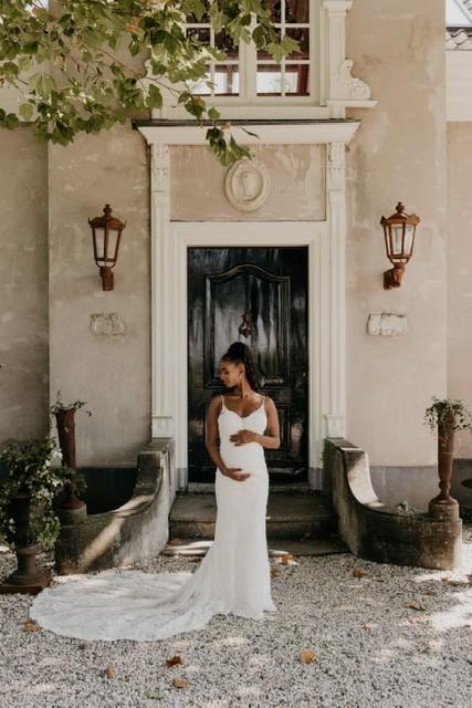 Huwelijksbedankje champagne 3