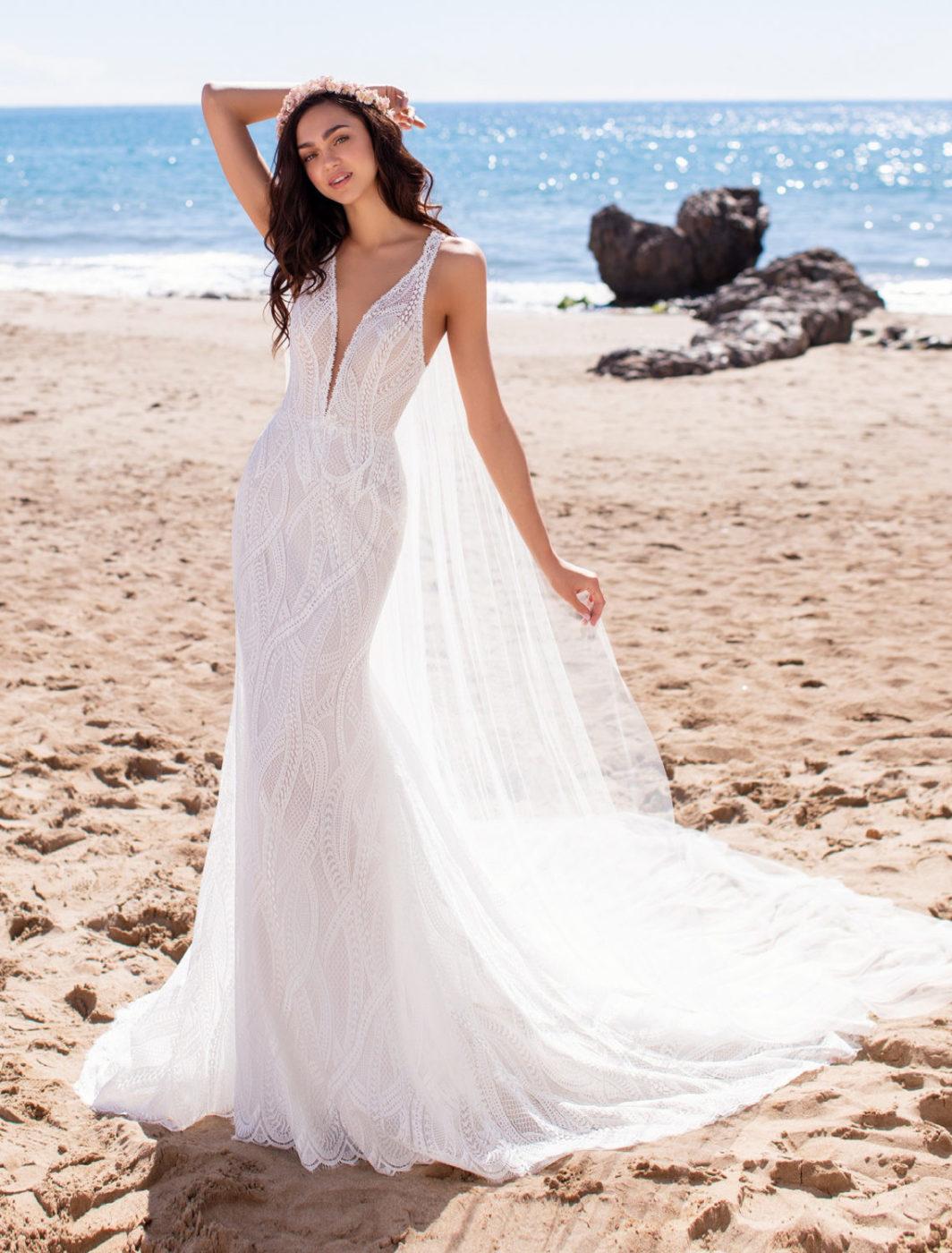 Ibiza trouwjurk