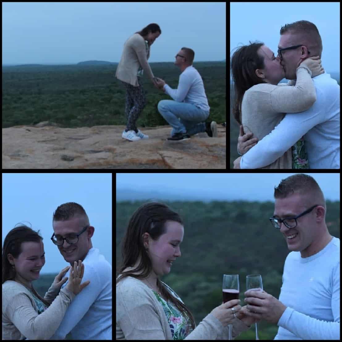Weddings story Alicia en Michael