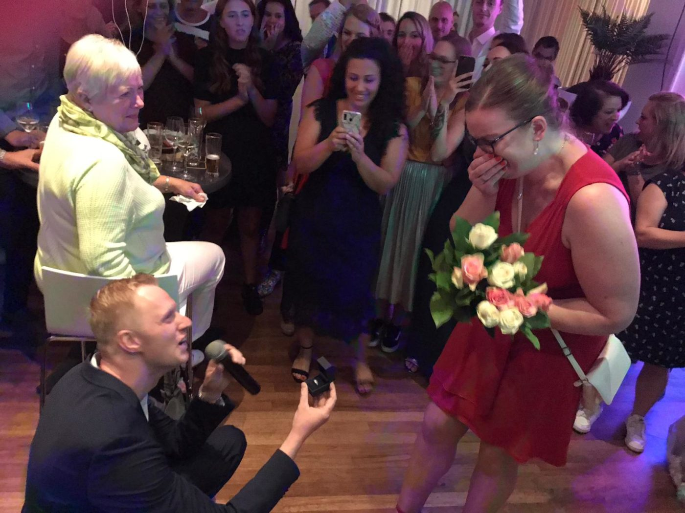 Weddings story- Aanzoek Inge en paul