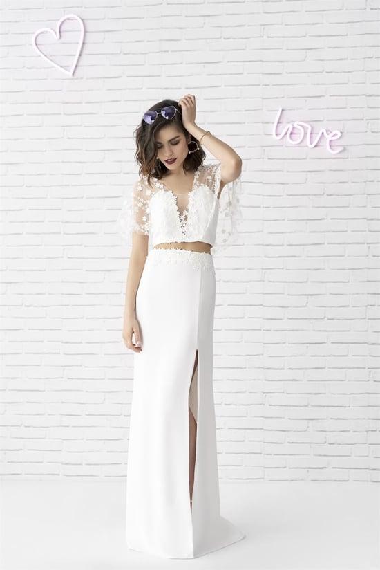 Designer trouwjurken voor de couture bruid 9 Weddings Blog