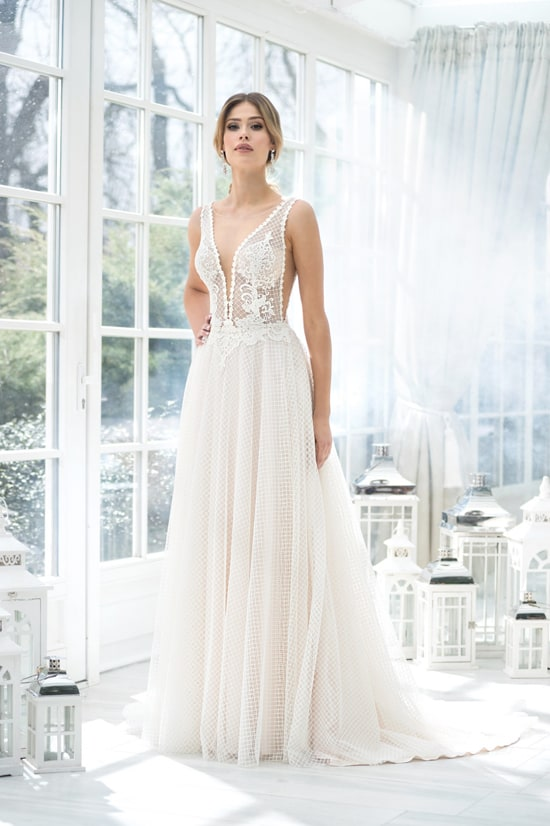 Designer trouwjurken voor de couture bruid 17 Weddings Blog